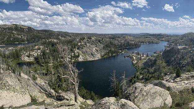Where Loons Hide and RCF Seeks: Wyoming's Wind River Range